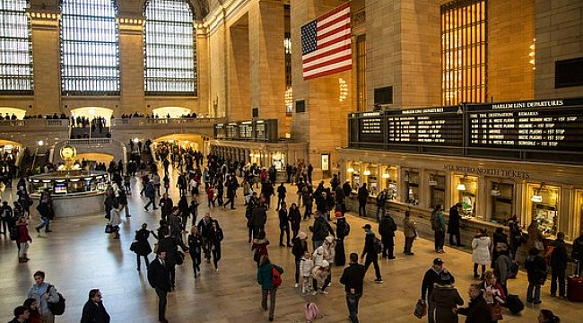 ABD'de Metrolara Sıkı Takip