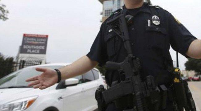 ABD'de polisten hırsızlara tuzak