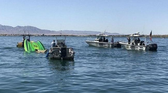 ABD'de Tekne Faciası:17 Ölü