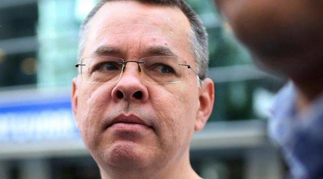 ABD'den küstah açıklama: Türkiye Brunson'ı serbest bırakmazsa...