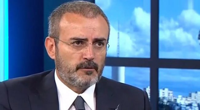 AK Parti'den ABD'ye tepki: ABD'ye gerekli cevabı verilecek