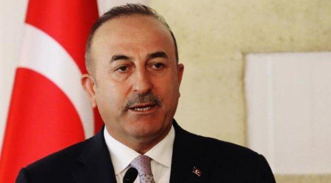 Bakan Çavuşoğlu'ndan Rusya'ya taziye
