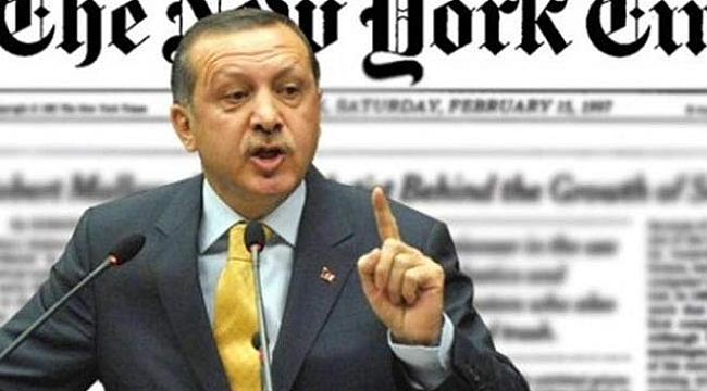 Başkan Erdoğan: New York Times'e Yazdı