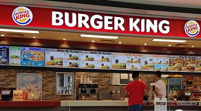 Brezilyalı Burger King'e ABD protestosu