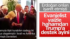 Evanjelistlerden Trump'a Destek Ayini