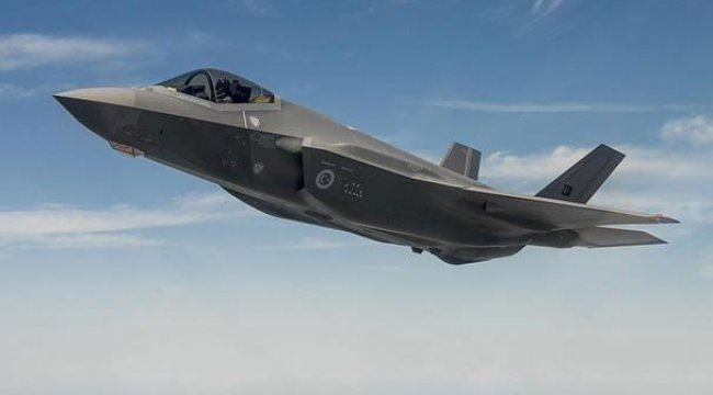 F-35'lerde Program sürecek