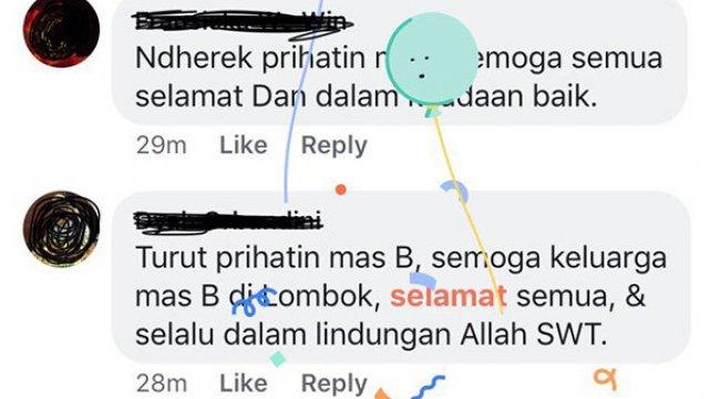Facebook yanlışlıkla Lombok depremini kutladı!