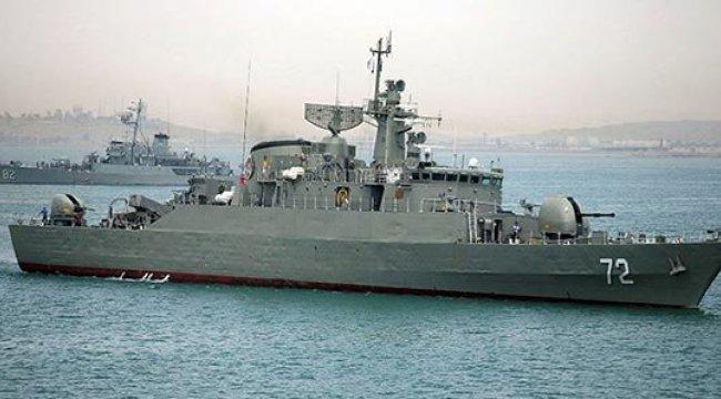 İran 100 savaş gemisiyle dev tatbikat yapmaya hazırlanıyor