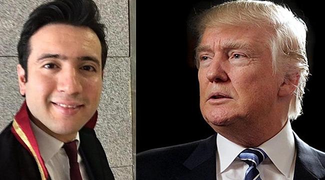 İstanbullu Avukat Trump'ın Tutuklanmasını İstedi