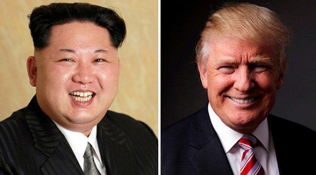 Kim'den Trump'a mektup!