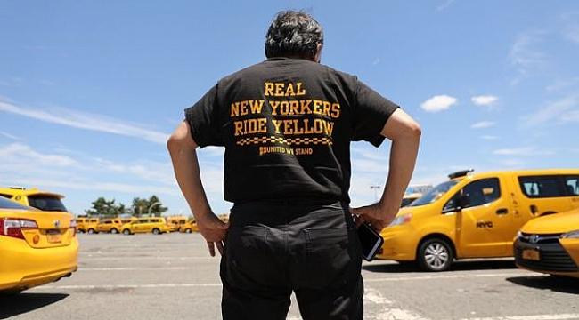 New York'ta Uber ve Lyft sayısına kısıtlama