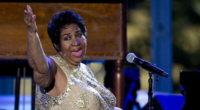 Soul efsanesi Aretha Franklin hayatını kaybetti