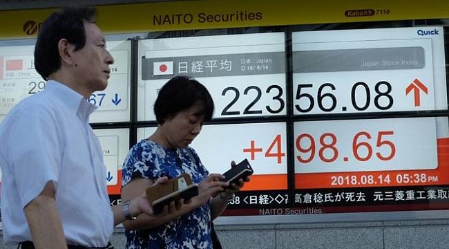 TL'nin Düşüşü Japon Yatırımcıyı Vurdu