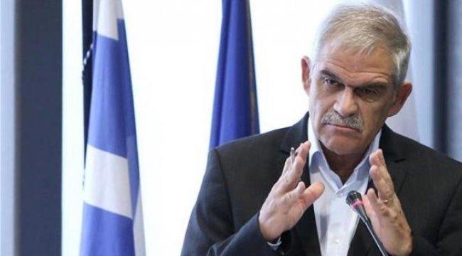 Yunanistan Kamu Güvenliği Bakan vekili Nikos Toskas istifa etti