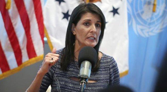 ABD'den İran'a şok suçlama...