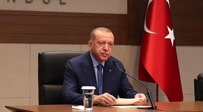 Başkan Erdoğan:BM'de Çağrıda Bulunacağım