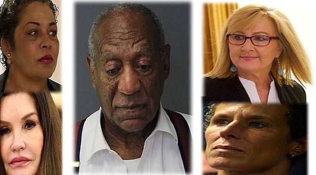 Cosby'nin Tacizine uğrayan Kadınlar Konuştu
