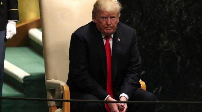 Dünya liderleri Trump'a güldü! Çok şaşırdı...