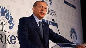 Erdoğan: 18 Bin Tır ile Silah Taşıdılar
