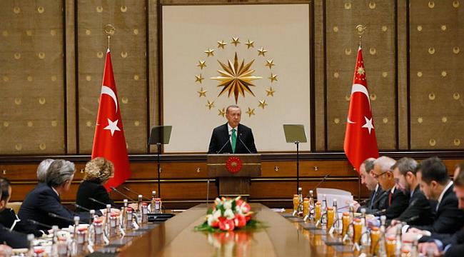 Erdoğan'dan, ABDli Şirketlere Güvence