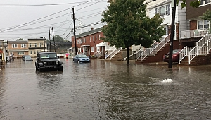 From North Bergen to Bayonne, Hudson tries to stay above water