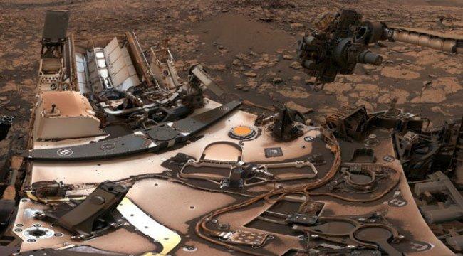 Mars'tan veri kesildi!