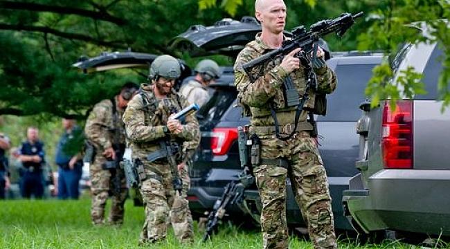 Maryland'te Silahlı Saldırı: 3 Ölü