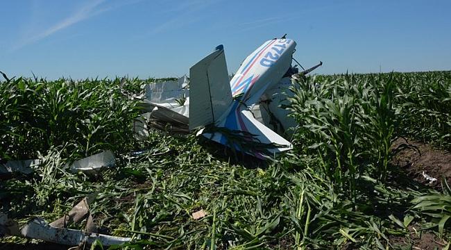 Missouri eyaletinde Uçak Düştü
