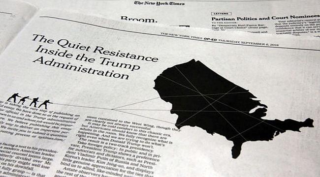 NYTimes'ta ki İmzasız Makale Krizi