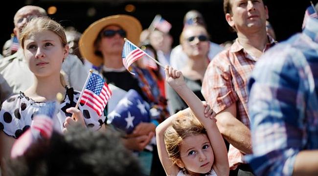 ABD Nüfusunun %14'ü Yabancı