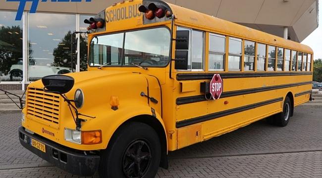Amerika'da Okul Servislerinin Üstünlüğü