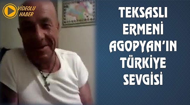 Amerikalı Ermeni Thomas'tan Türk Çıkışı