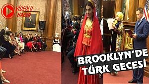 Brooklyn Belediyesinde Türk Gecesi