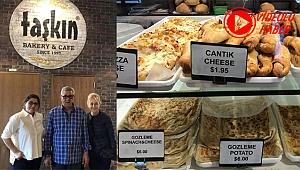 Demet Sabancı'dan Taşkın Bakery Tanıtımı