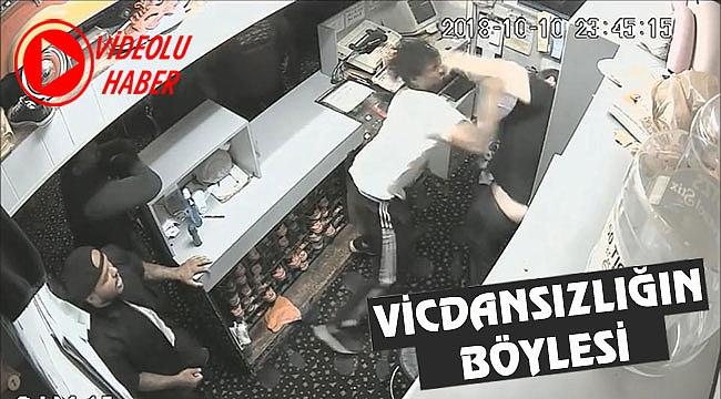 Hırsızlar Bowling Topu İle Saldırdılar