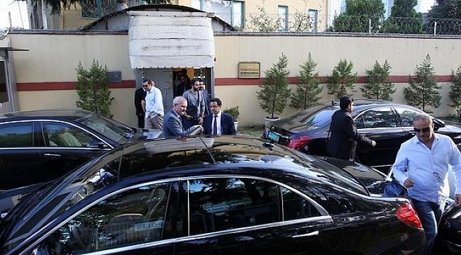 Kaşıkçıyı İstanbul'a Yönlendirmişler