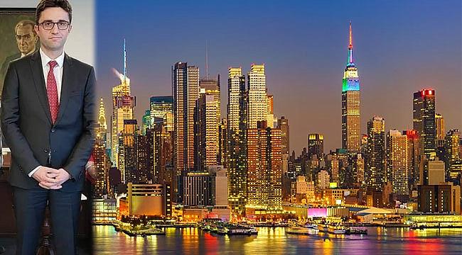 New York Konsolosluğundan Öğrencilere Davet