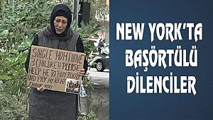 New York'ta Başörtülü Dilenciler