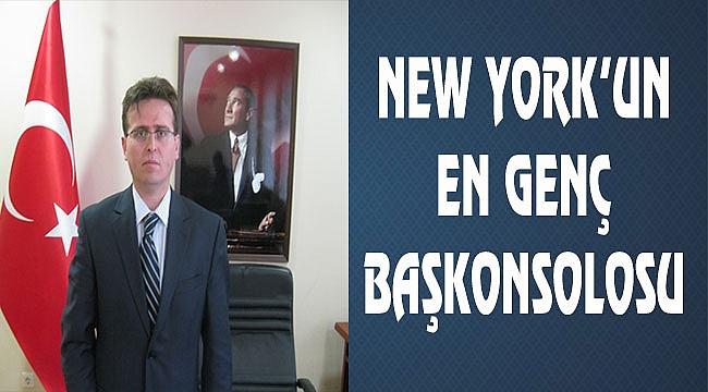 New York Yeni Başkonsolosu Alper Aktaş