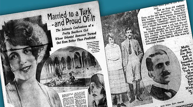 New Yorklu Helen ile İstanbullu Kazım'ın Aşkı