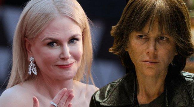 Nicole Kidman'ın inanılmaz değişimi