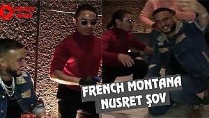 Nusret, French Montana'yı Dilber Ay Şarkısıyla Oynattı