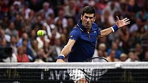 Şanghay'da şampiyon Djokovic!
