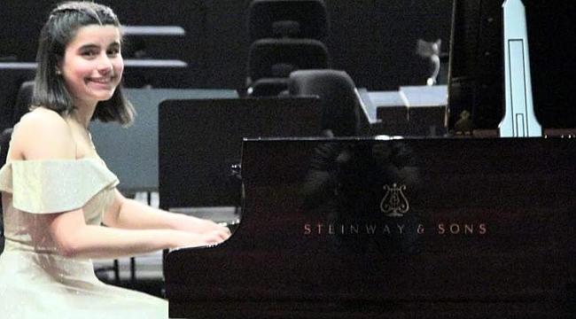 Türk Piyanist Elif Işıl Finale Kaldı