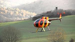 Yeni Zelanda'da helikopter düştü