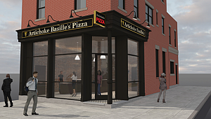 A fast-expanding NYC pizza chain is about to open its first N.J. location