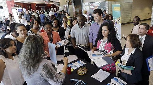 Amerika'da İşsizlik Maaşına Rekor Başvuru