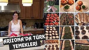 Arizona'daki Amerikalılar Türk Mutfağını Çok Beğendi