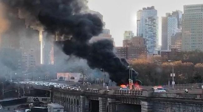 Brooklyn Köprüsünde Kaza: 1 Ölü
