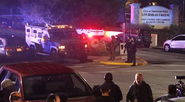 California'da Bara Silahlı Saldırı: 12 Ölü